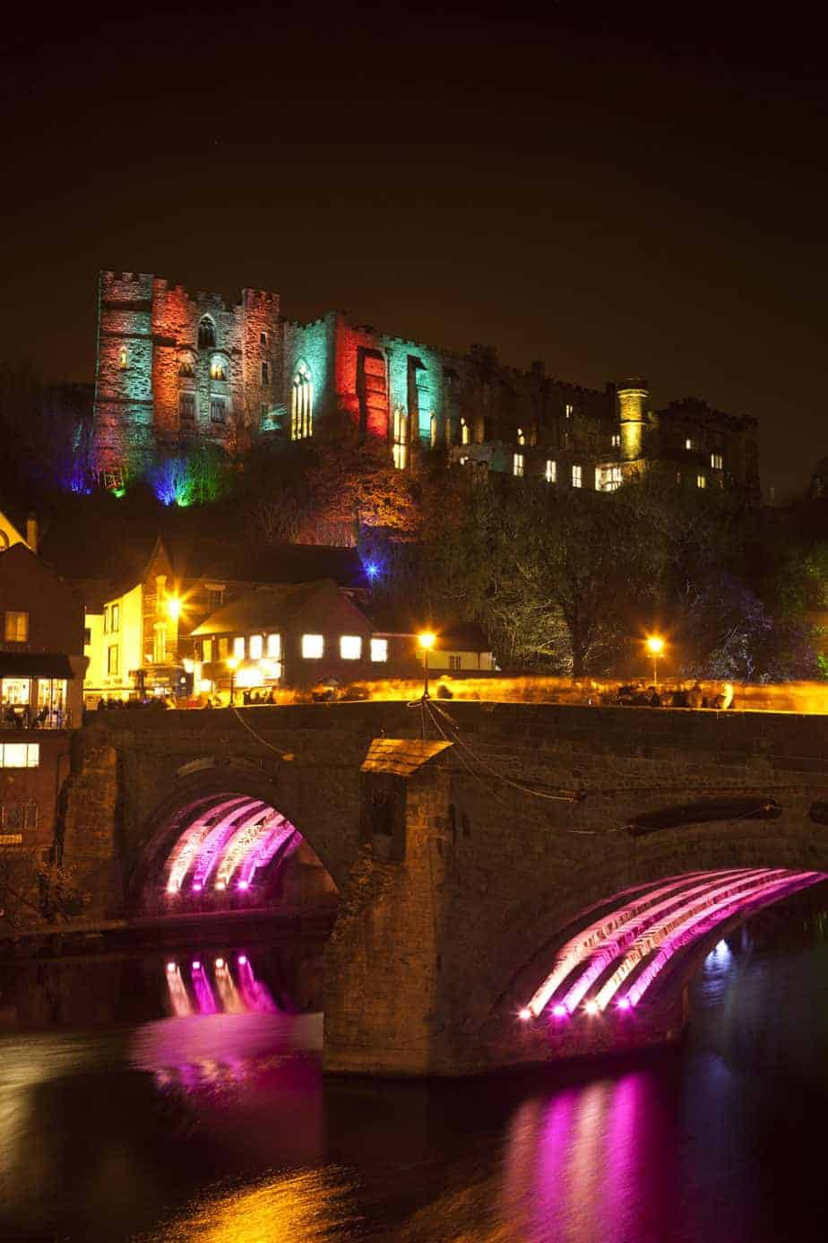 HI-LIGHTS by Martin Warden, LUMIERE 2011, produced by Artichoke in Durham. Photo Matthew Andrews.